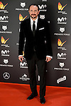 Luis Callejo attends to the Feroz Awards 2017 in Madrid, Spain. January 23, 2017. (ALTERPHOTOS/BorjaB.Hojas)