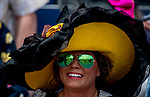 HALLANDALE, FLORIDA - MARCH 30: Scenes from around the track on Florida Derby Day at Gulfstream Park Race Track in Hallandale Beach, Florida. Scott Serio/Eclipse Sportswire/CSM