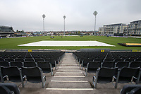 General view of the ground ahead of Gloucestershire vs Essex Eagles, Royal London One-Day Cup Cricket at the Bristol County Ground on 3rd August 2021