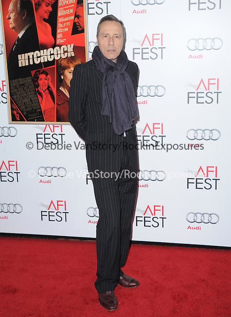 Michael Wincott at The AFI FEST 2012 Hitchcock Gala Screening held at The Grauman's Chinese Theatre in Hollywood, California on November 01,2012                                                                               © 2012 Hollywood Press Agency