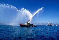 Rimorchiatore, porto di Genova