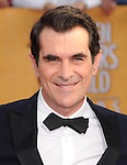 Ty Burrell attends The 20th SAG Awards held at The Shrine Auditorium in Los Angeles, California on January 18,2014                                                                               © 2014 Hollywood Press Agency