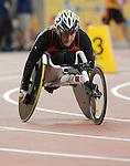 Diane Roy, Toronto 2015 - Para Athletics // Para-athlétisme.<br /> Diane Roy competes in the Women's 400m T54 Final // Diane Roy participe à la finale du 400 m T54 féminin. 11/08/2015.