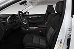 Front seat view of a 2018 Chevrolet Impala 1LT 4 Door Sedan front seat car photos