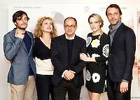 """20130404 ROMA-SPETTACOLO: """"IL VOLTO DI UN'ALTRA"""", IL NUOVO FILM DI PAPPI CORSICATO"""