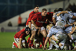 Stephen Archer.Celtic League.Cardiff Blues v Munster.02.11.12.©Steve Pope