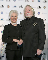 Shirley Jones & Marty Ingels.Griffith Park Observatory Re-Opening Gala.Los Angeles, CA.October  29, 2006.©2006 Kathy Hutchins / Hutchins Photo....