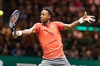 Rotterdam, The Netherlands, 17 Februari 2019, ABNAMRO World Tennis Tournament, Ahoy, Final, Gael Monfils (FRA),<br /> Photo: www.tennisimages.com/Henk Koster
