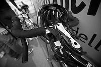 Milan-San Remo 2012.raceday.Mark Cavendish' route