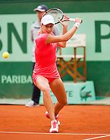 03-06-12, France, Paris, Tennis, Roland Garros,   Petra Martic