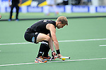 The Hague, Netherlands, June 06: xxx during the field hockey group match (Men - Group B) between the Black Sticks of New Zealand and Argentina on June 6, 2014 during the World Cup 2014 at Kyocera Stadium in The Hague, Netherlands. Final score 1-3 (0-0) (Photo by Dirk Markgraf / www.265-images.com) *** Local caption ***