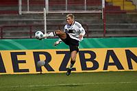 Alexander Esswein (Wolfsburg)<br /> Deutschland vs. Finnland, U19-Junioren<br /> *** Local Caption *** Foto ist honorarpflichtig! zzgl. gesetzl. MwSt. Auf Anfrage in hoeherer Qualitaet/Aufloesung. Belegexemplar an: Marc Schueler, Am Ziegelfalltor 4, 64625 Bensheim, Tel. +49 (0) 151 11 65 49 88, www.gameday-mediaservices.de. Email: marc.schueler@gameday-mediaservices.de, Bankverbindung: Volksbank Bergstrasse, Kto.: 151297, BLZ: 50960101