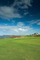 Winterfield Golf Course, Bass Rock and the John Muir Way, Dunbar, East Lothian