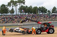 #25 G-Drive Racing Aurus 01 - Gibson LMP2, John Falb, Roberto Merhi, Rui Andrade, Race, Circuit des 24 Heures, Le Mans, Pays da Loire, France