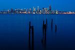Seattle Skyline New Imagery