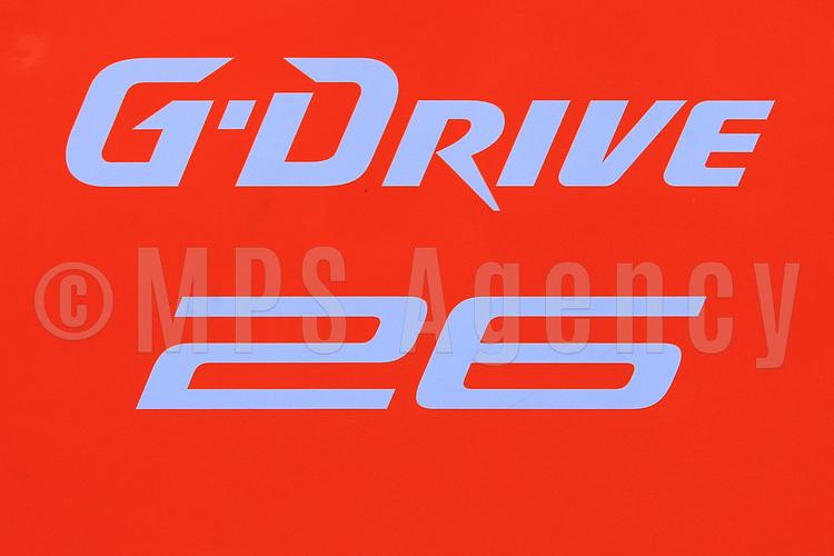 LOGO G-DRIVE RACING (RUS)