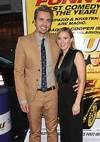 LOS ANGELES, CA - AUGUST 14: Dax Shepard and Kristen Bell arrives at the 'Hit & Run' Los Angeles Premiere on August 14, 2012 in Los Angeles, California mpi21 / Mediapunchinc /NortePhoto.com<br /> <br /> **CREDITO*OBLIGATORIO** *No*Venta*A*Terceros*<br /> *No*Sale*So*third* ***No*Se*Permite*Hacer Archivo***No*Sale*So*third*