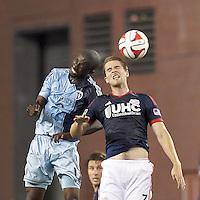 New England Revolution vs Sporting Kansas City, Sept. 3, 2014