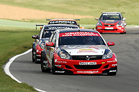 Round 10 of the 2005 British Touring Car Championship. #2. Yvan Muller (FRA). VX Racing. Vauxhall Astra Sport Hatch.