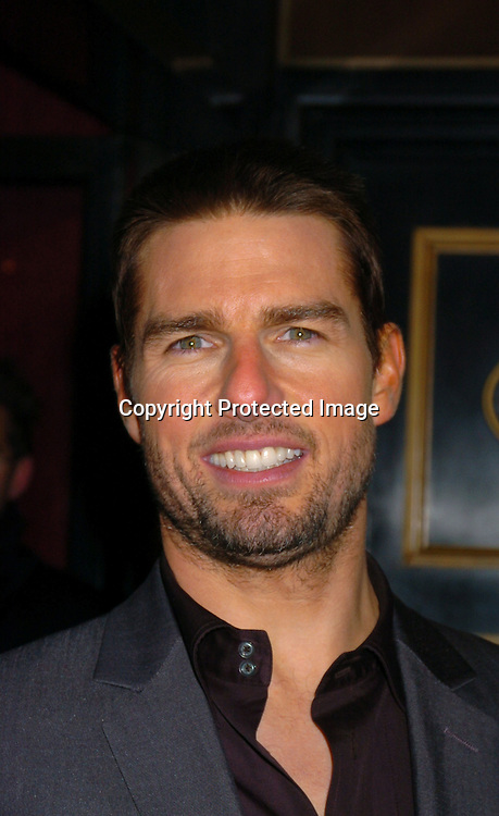 """Tom Cruise..at the New York Premiere of """" The Last Samurai""""  on December 2, 2003 at the Ziegfeld Theatre.                           Photo by Robin Platzer, Twin Images"""