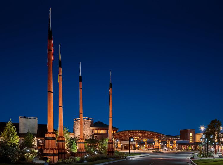 Four Winds Casino South Bend | HBG Design