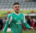 17.10.2020, Schwarzwald Stadion, Freiburg, GER, 1.FBL, RB Leibzig vs SV Werder Bremen<br /><br />im Bild / picture shows<br />Milot Rashica (Bremen)<br /><br />Foto © nordphoto / Bratic<br /><br />DFL REGULATIONS PROHIBIT ANY USE OF PHOTOGRAPHS AS IMAGE SEQUENCES AND/OR QUASI-VIDEO.