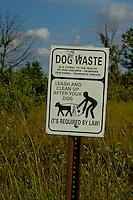 Various signs