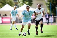 6th September 2020, Poissy,Paris, France; Football Friendly, Varietes Club de France versus Chi PSG;  Claude Puel ( Variete France ) -