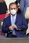 Getafe CF's President Angel Torres during La Liga match. August 29, 2021. (ALTERPHOTOS/Acero)