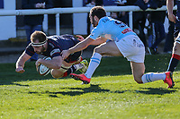 London Scottish Football Club v Bedford Blues 25.03.17 - Match Images