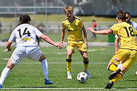 Benjamin Old of the Wellington Phoenix during the SPS Handa Men's Premiership - Wellington Phoenix v Team Wellington at Fraser Park, Wellington on Saturday 14 November 2020.<br /> Copyright photo: Masanori Udagawa /  www.photosport.nz