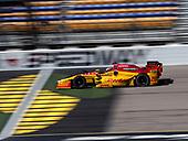 Verizon IndyCar Series<br /> Iowa Corn 300<br /> Iowa Speedway, Newton, IA USA<br /> Saturday 8 July 2017<br /> Ryan Hunter-Reay, Andretti Autosport Honda<br /> World Copyright: Michael L. Levitt<br /> LAT Images