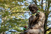 Ayrton Senna memorial (Italy) - 30.10.2020