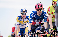 US champion Alex Howes (USA/EF Education - Nippo)<br /> <br /> 55th Amstel Gold Race 2021 (1.UWT)<br /> 1 day race from Valkenburg to Berg en Terblijt; raced on closed circuit (NED/217km)<br /> <br /> ©kramon