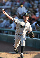 Sean Watson of the Dayton Dragons during the Midwest League All-Star game.  Photo by:  Mike Janes/Four Seam Images