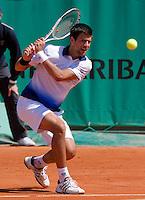 28-05-10, Tennis, France, Paris, Roland Garros, Djokovic