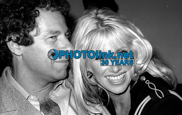 1978 FILE PHOTO<br /> New York City<br /> Suzanne Somers Alan Hamel at Studio 54<br /> Photo by Adam Scull-PHOTOlink.net
