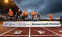 Grangemouth Stadium Commonwealth Track Launch