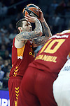 Galatasaray Odeabank Istambul's Vladimir Micov during Euroleague, Regular Season, Round 5 match. November 3, 2016. (ALTERPHOTOS/Acero)