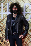 Ara Malikian attends to 'HACHE' Photocall at Paz Cinema in Madrid, Spain. October 16, 2019. (ALTERPHOTOS/A. Perez Meca)