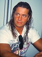 Bret Hart 1993                                                                      Photo By John Barrett/PHOTOlink