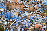 View of Jodhpur from the Mehrangarh Fort