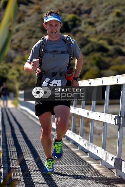 Able Tasman Coastal Classic Trail Run, Motueka, New Zealand, Saturday 22th September 2012, Photo: Barry Whitnall / shuttersport.co.nz