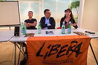 """19.06.2015 - """"Libera. Associations, names & numbers against mafias"""" - First London's Event"""