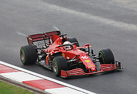 9th October 2021; Formula 1 Turkish Grand Prix 2021 Qualifying sessions at the Istanbul Park Circuit, Istanbul;  Charles Leclerc MCO 16 , Scuderia Ferrari Mission Winnow.