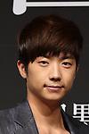 Lee Junho(2PM), Ap12, 2012 : K-pop group 2PM, Junho attends korean foods company 'Sempio' TV CM launch in Japan, 12 Apr 2012 Tokyo Japan