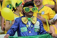 Brazilian Elvis Fan