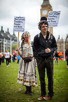 21.05.2016 - Demonstration For The Rights Of Travellers, Gypsies & Roma