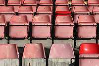 Empty seats in the stand during Leyton Orient vs Forest Green Rovers, Sky Bet EFL League 2 Football at The Breyer Group Stadium on 23rd January 2021