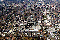 aerial photograph San Jose, Santa Clara county, California